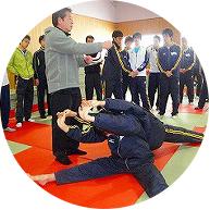 マニュアルコンタクトトレーニング